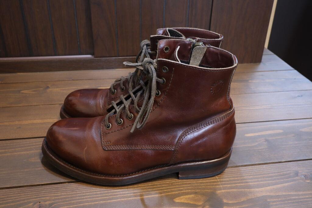 ブッテロ(BUTTERO)のブーツ