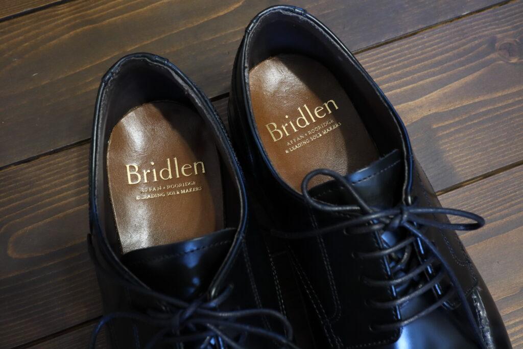 ブリドレン(Bridlen)のインソール