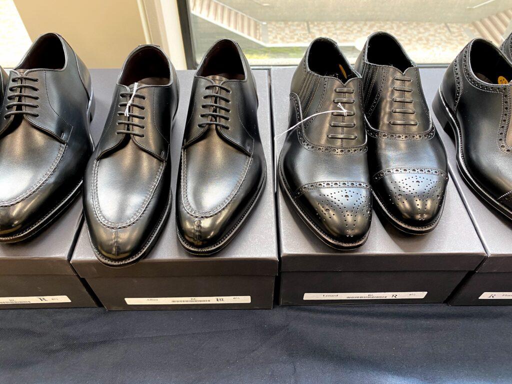 レイマーの革靴たち